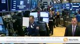 Wall Street ends higher as data eases inflation fears