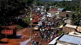 ケニアでダム決壊し47人が死亡、数週間雨が続くとの予報(字幕・10日)