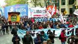 Demonstrators take to streets of Buenos Aires