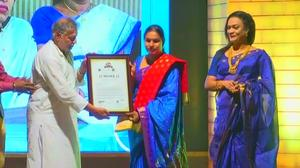 Transgender community members honoured for contributions to society in western India