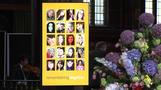 Royalty, politicians remember Manchester attack victims