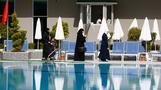 Muslims find a modest place in the Turkish sun
