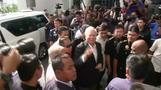 Malaysia's ex-PM gives more answers to anti-graft agents