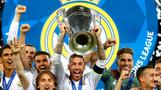 Three-peat for Real Madrid at Champions League final