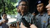 Reuters journalists in Myanmar 'sleep-deprived'