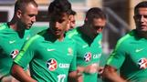 The World Cup's youngest player Arzani looks for a spot in the Socceroos starting XI