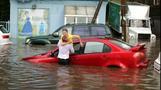 Plötzliches Hochwasser an WM-Spielort