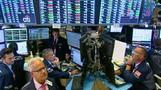 Wall Street climbs as trade fears ease