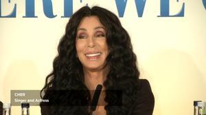 'I was terrified' - Cher on joining Mamma Mia film