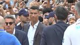 Juventus fans hit by Ronaldo fever