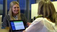 Microsoft soars past $800 billion in value