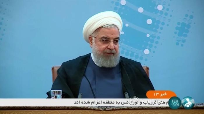 Iran's Rouhani warns U.S. of 'mother of all wars'