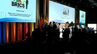 金砖国家首脑齐聚南非 反对单边主义