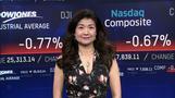 NY株下落、トルコ不安で米銀行株下落  (10日)