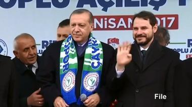土耳其财长称该国走出里拉危机后将变得更强大