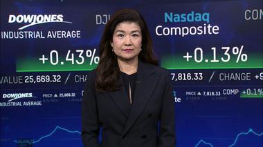 NY株続伸、貿易摩擦懸念後退で(17日)