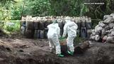 البحرية المكسيكية تعثر على 50 طنا من الميثامفيتامين في مختبر جبلي