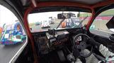 Beacon Downe buckle up to win 24-hour Citroen 2CV race