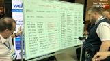 London airport resorts to whiteboards after IT fail