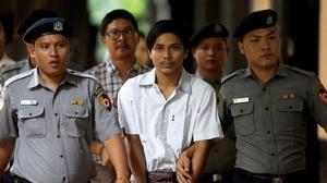 Reuters journalists to face Myanmar verdict