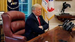 Exclusive: Trump says Mueller sit-down could be a trap