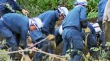 Rescuers race to find survivors after Japan quake