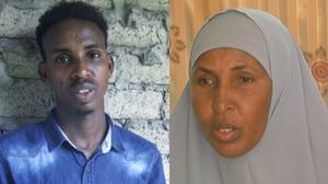 Somali family split by Trump refugee policy
