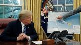 VERBATIM: Trump says 'we'll handle it' as hurricane looms