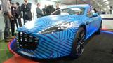 Aston Martin swaps V12 for 800V