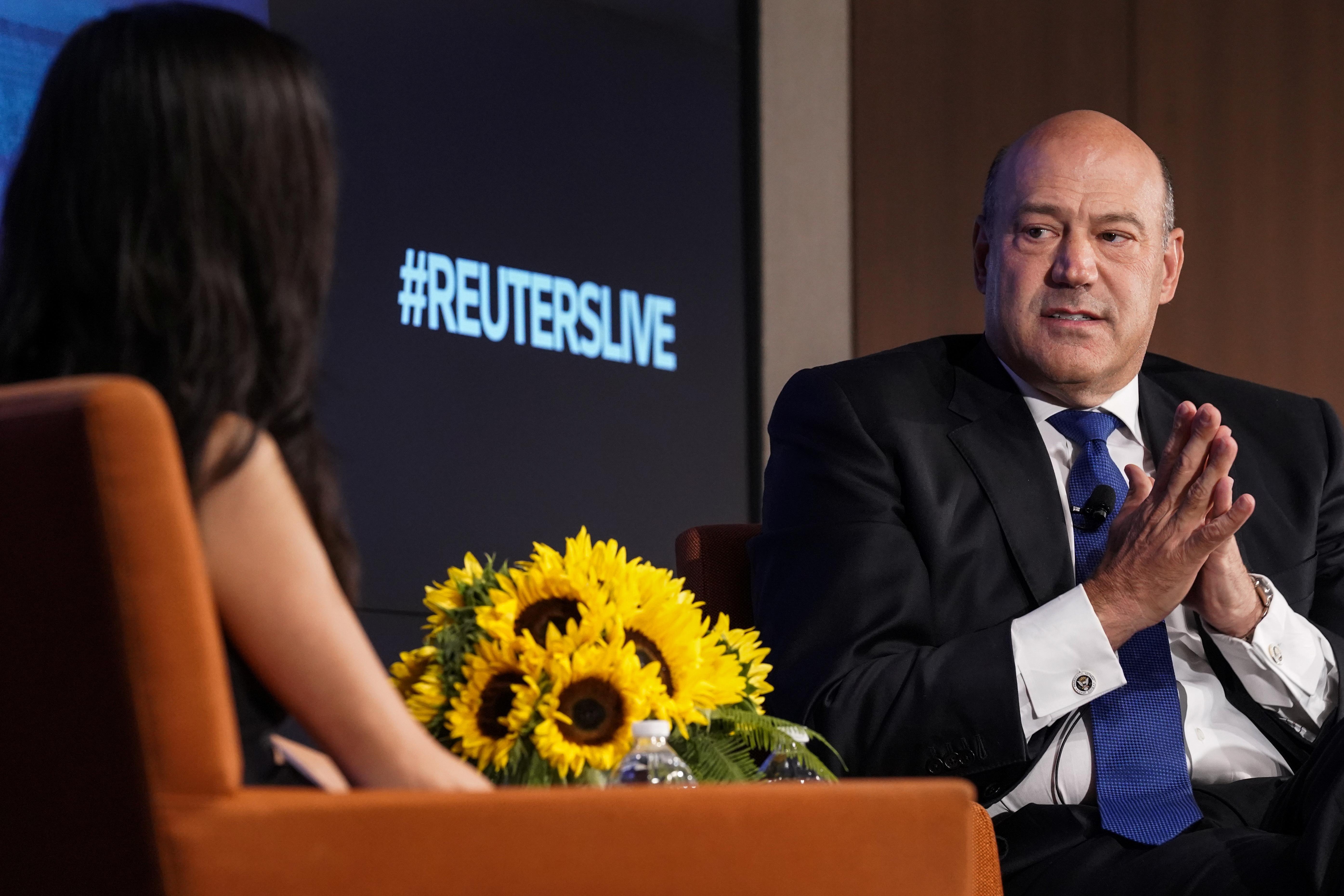 Breakingviews TV: Cohn's choice