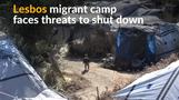 Greek migrant camp risks to shut down due to deteriorating conditions
