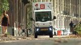 Startup Picnic runs grocery delivery bus in Dutch online shopping boom