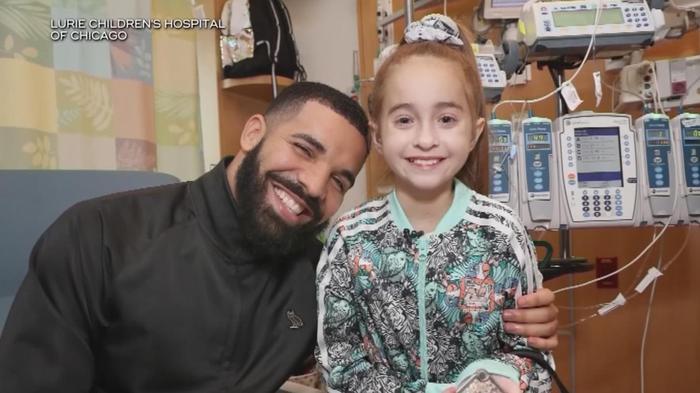 心臓移植に臨む11歳の米少女、有名ラッパーがくれた勇気(字幕・20日)