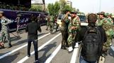 Gunmen kill 24 in attack on Iran military parade