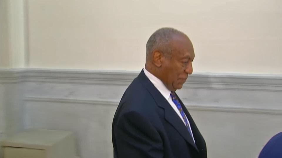 Cosby sentenced to 3-10 years in prison