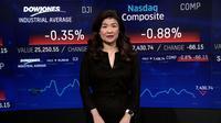 ハイテク株主導でNY株下落、企業業績巡る懸念で(15日)