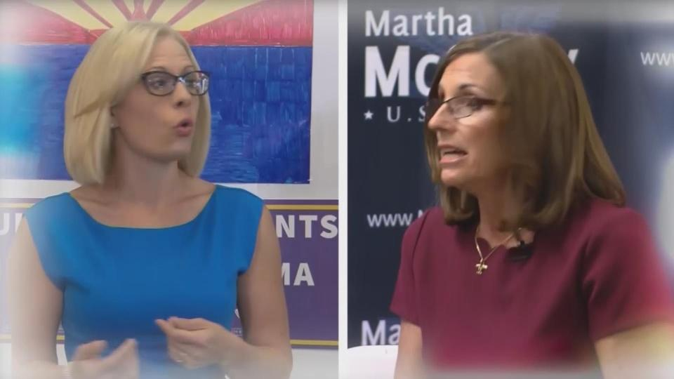 'Treason' accusations ignite Arizona Senate debate