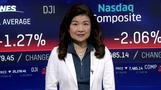 NY株大幅続落、イタリア・サウジ懸念が重しに(18日)