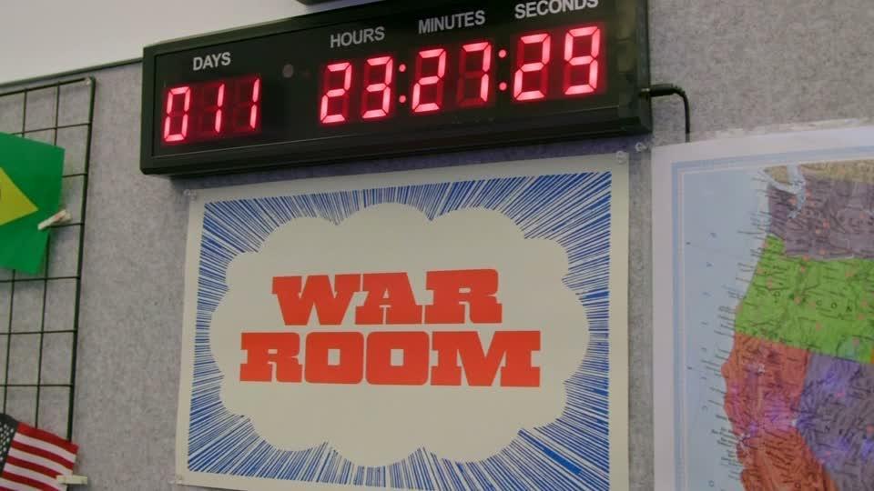"Facebook sets up ""war room"" to take down fake news"