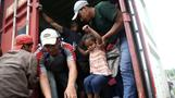 Pompeo warns of 'crisis' as caravan hits Mexico