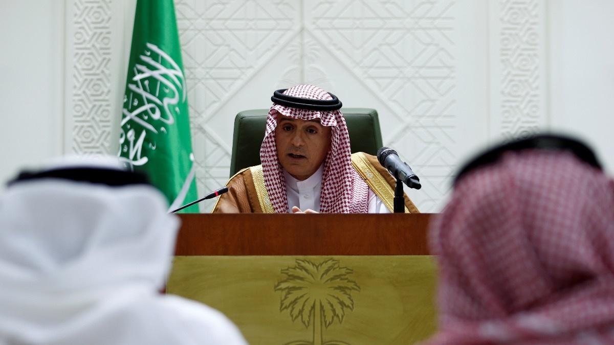 Saudi minister calls Khashoggi killing 'a mistake'