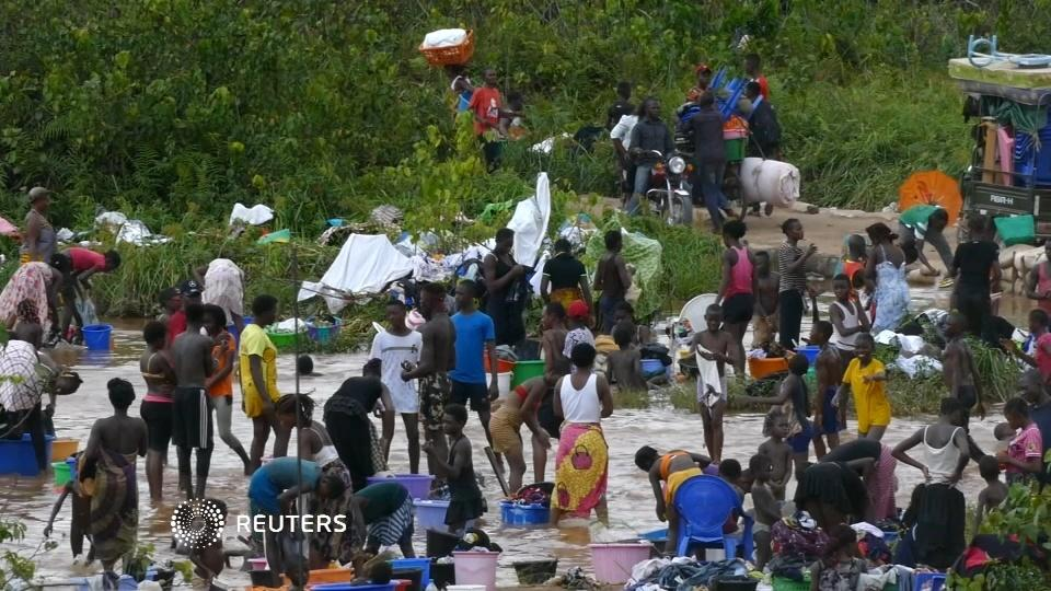 Humanitarian crisis looms for 300,000 Congolese