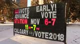 Polls open for vote in Calgary's Olympic 2026 bid