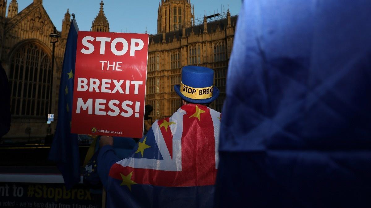 UK stocks, business battered by Brexit turmoil