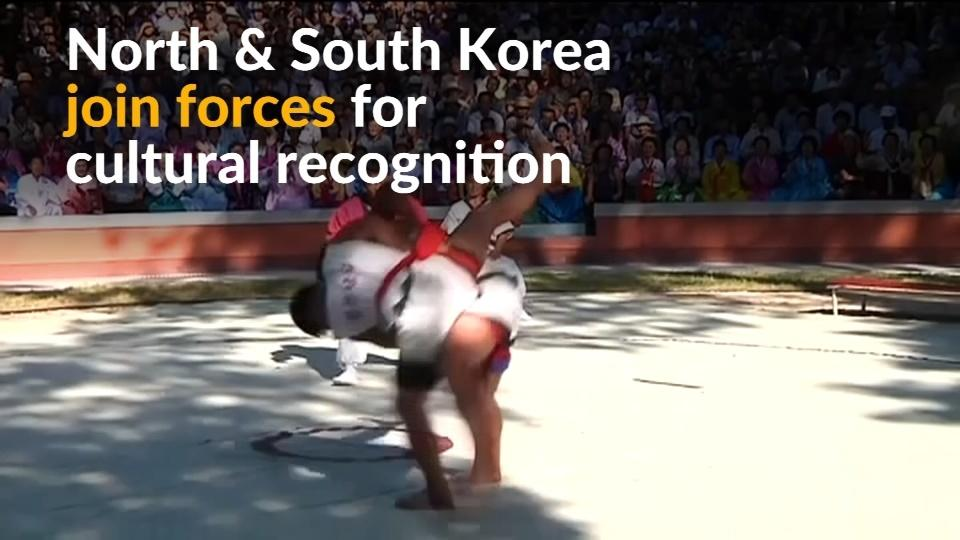 North and South Korea wrestle towards peace