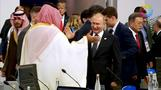 Watch the love between Putin and Prince Salman at the G20