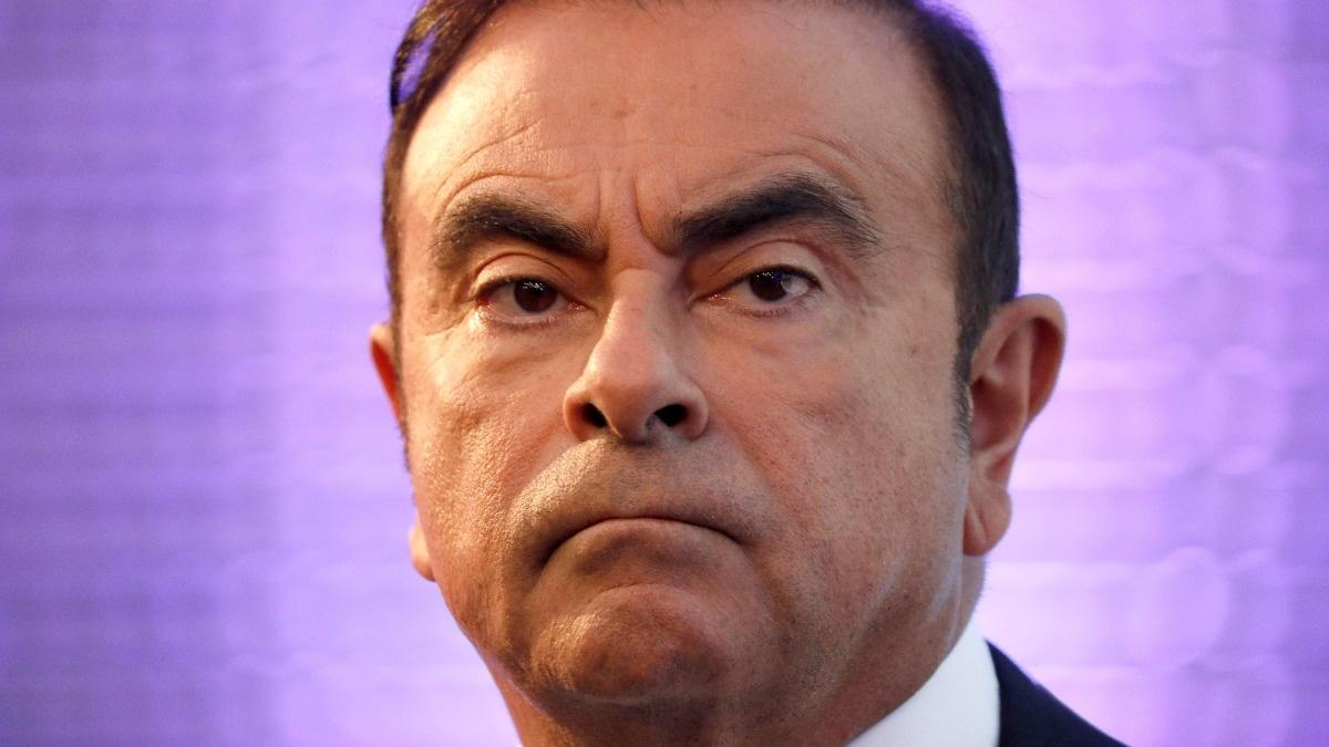 Nissan seeks to block Ghosn from apartment
