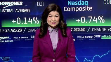 NY株小反発、テクノロジー株が主導(10日)