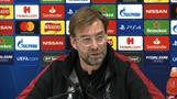 Klopp praises ''briliiant reaction'' from Raheem Sterling