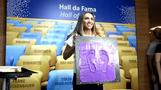 Brazilian soccer great Marta first woman in Maracana's Hall of Fame
